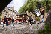 Brittany: city of Dinan