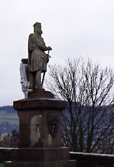 Stirling Castle: Robert the Bruce