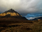 Rannoch Moor and Glen Etive