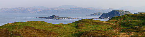 Argyll: Seil - the South-East